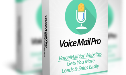 VoiceMail PRO – adding VoiceMail to Websites