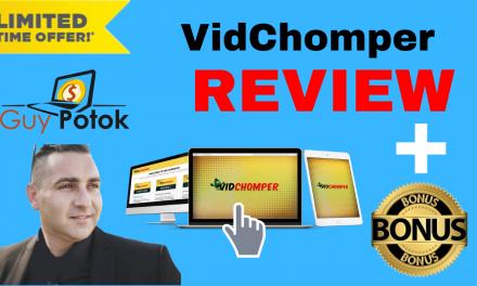 VidChomper Review – Exclusive Bonuses