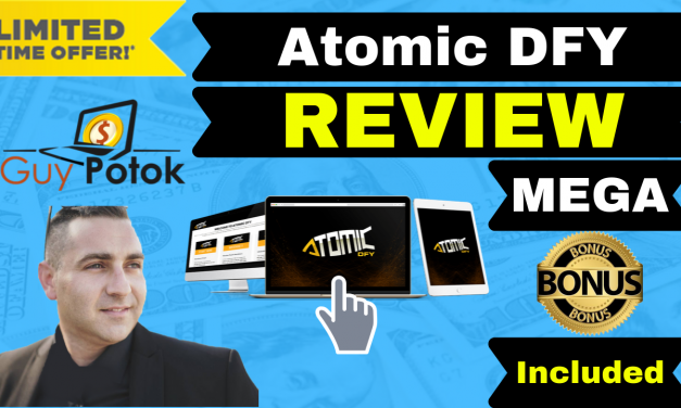 Atomic DFY Review – Exclusive Bonuses