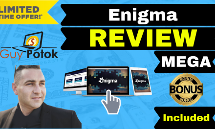 Enigma Review – Exclusive Bonuses
