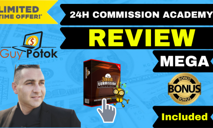 24H Commission Academy REVIEW – EXCLUSIVE BONUSES