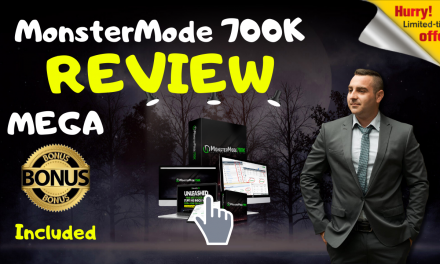 MONSTERMODE REVIEW – EXCLUSIVE BONUSES