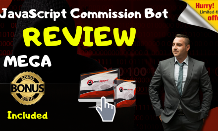 Java Script Commission Bot Review – Exclusive Bonuses